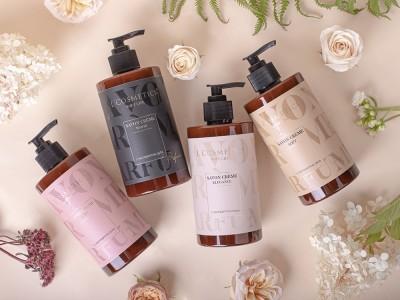 Самое значимое преображение этого лета! Savon Crème Parfumè серии Soft life от L'Cosmetics!